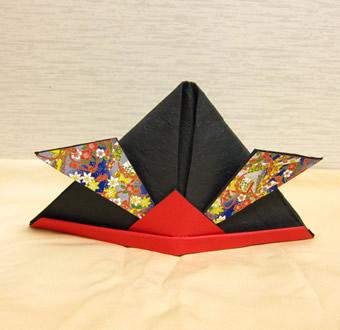 簡単 折り紙:折り紙 兜 作り方-nicota.jp